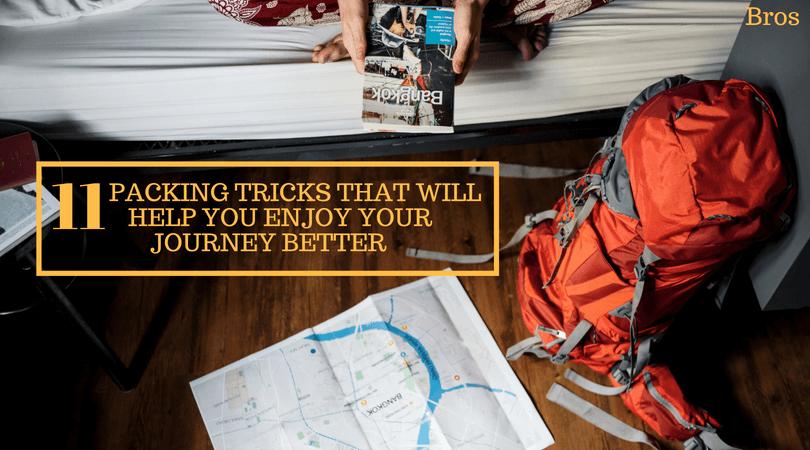 11 packing tricks