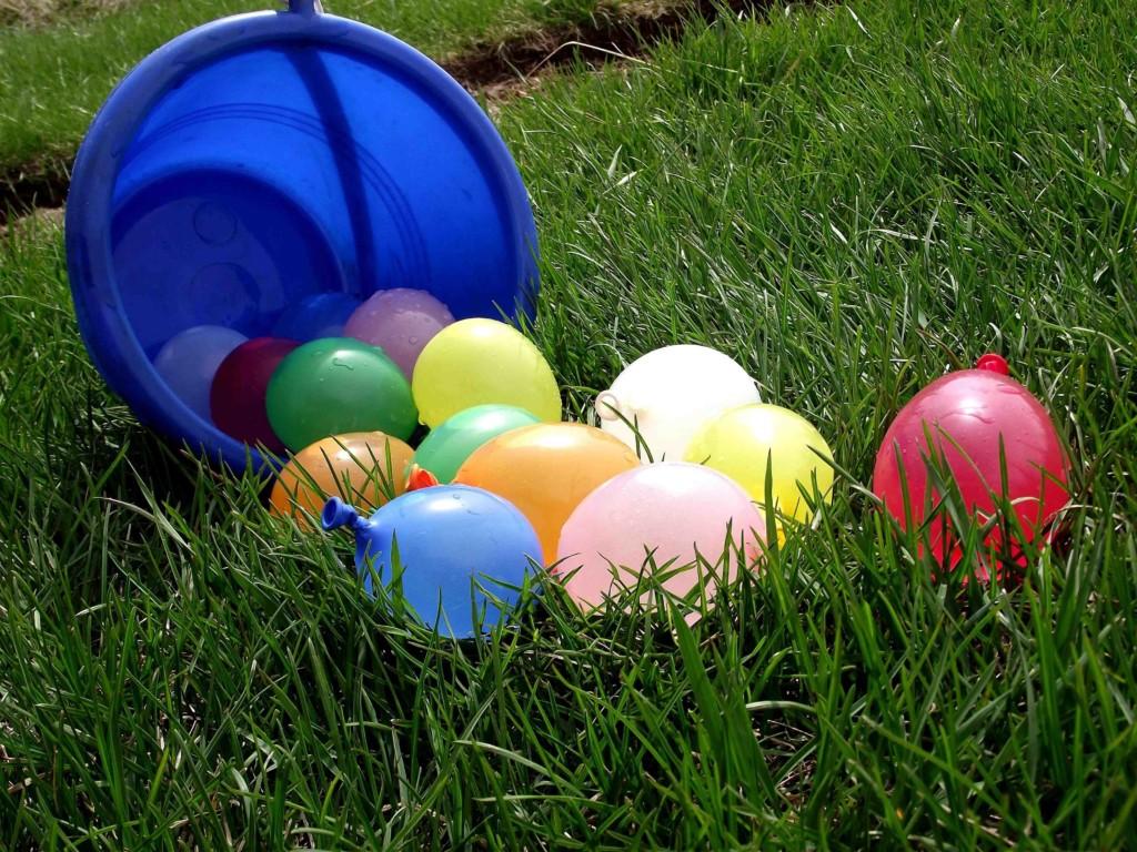 balloon target game
