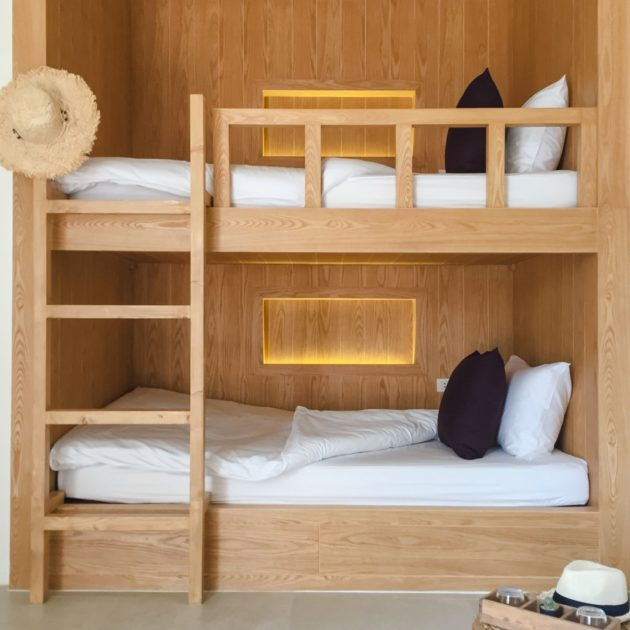 guest room ideas - bunk bed