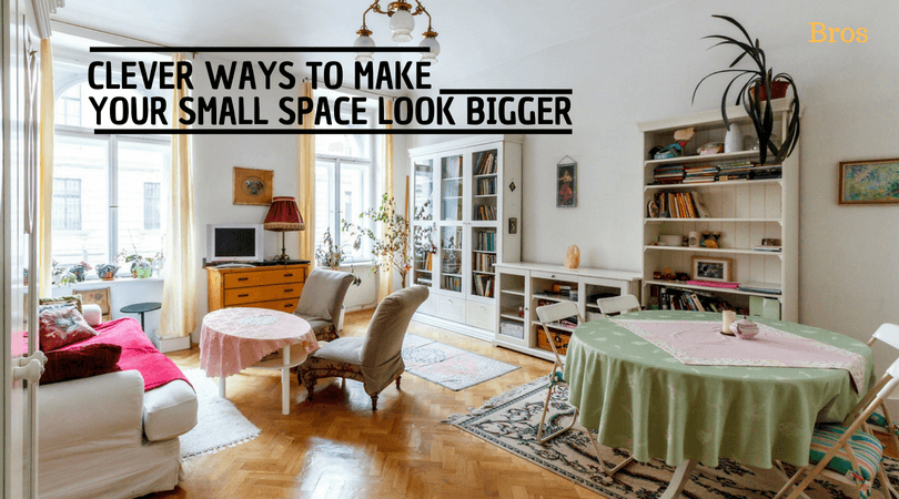 14 Clever Organization Ideas To Make Your Small Space Look Bigger