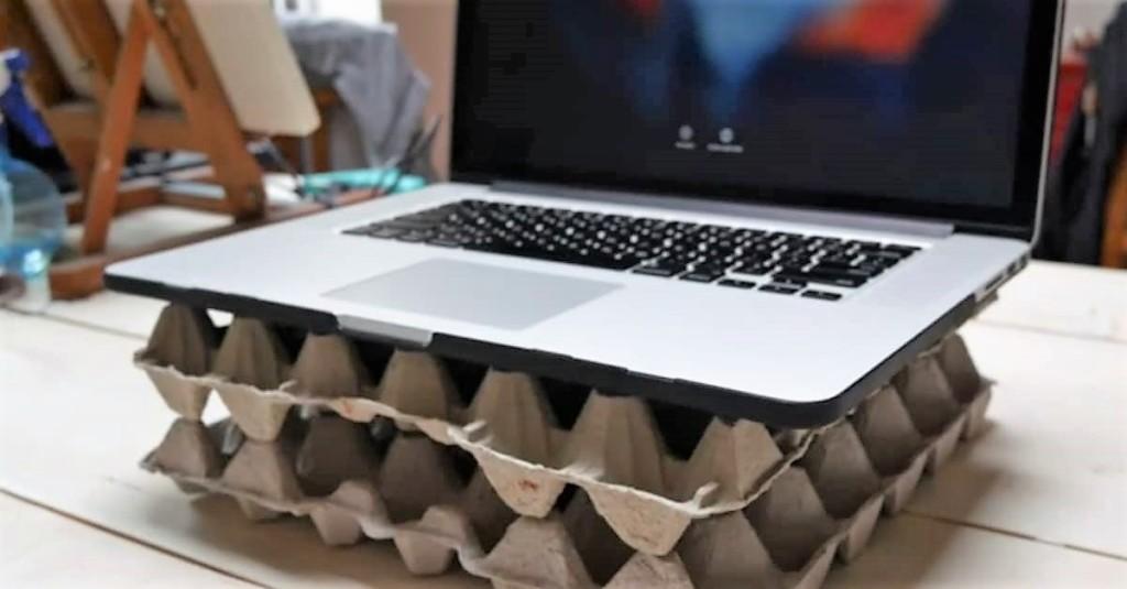 egg-carton-uses-laptop-cooler-rare
