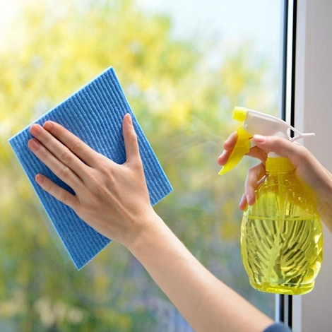 Window cleaning hacks - best tool for cleaning