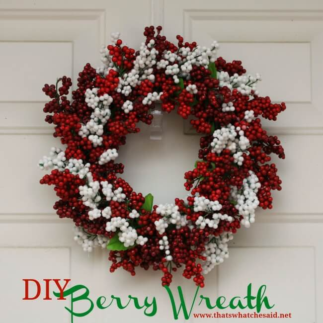 Diy Christmas decoration ideas - Berry-Wreath-Square-holidays