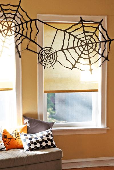 Cheap-Halloween-Decoration-Trash-Bag-Spiderwebs