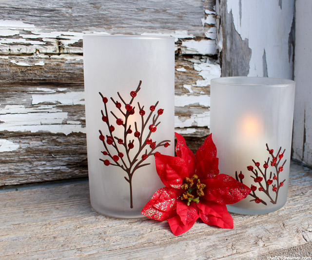 Diy Christmas decoration ideas - Christmas-Candle-Holders