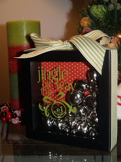 Jingle bells frame