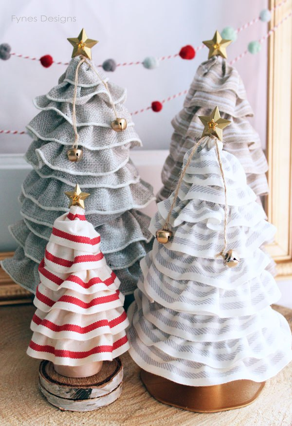 Diy Christmas decoration ideas - christmas mini tree