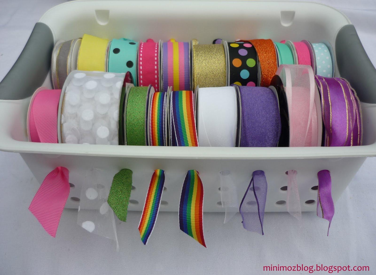 Ribbon-Basket-Storage-DIY