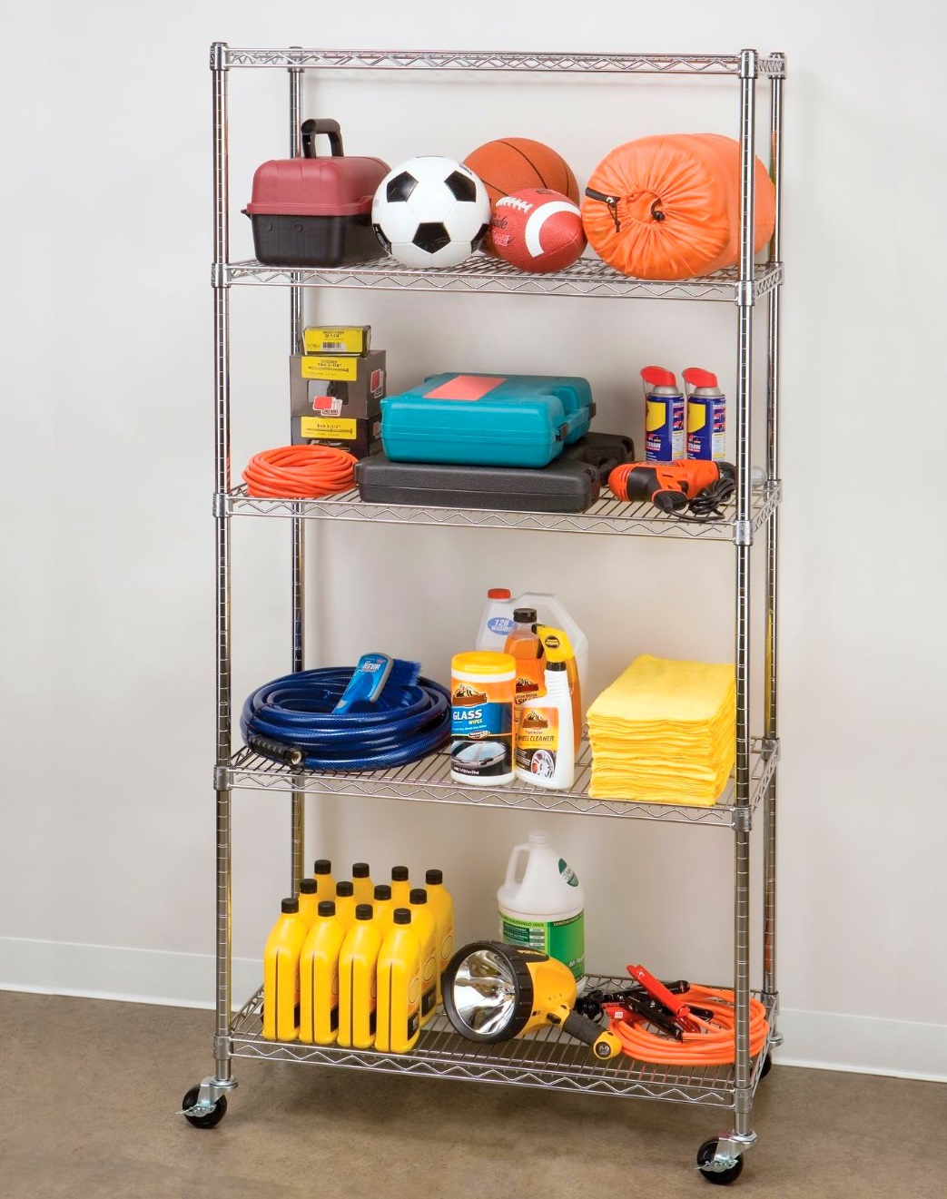 organization hack for garage
