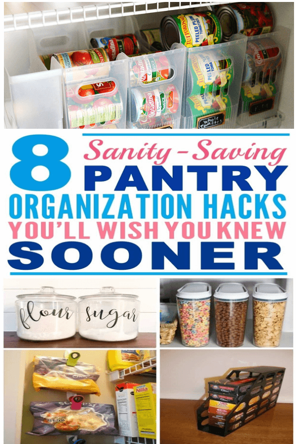 pantry organization hacks you must know