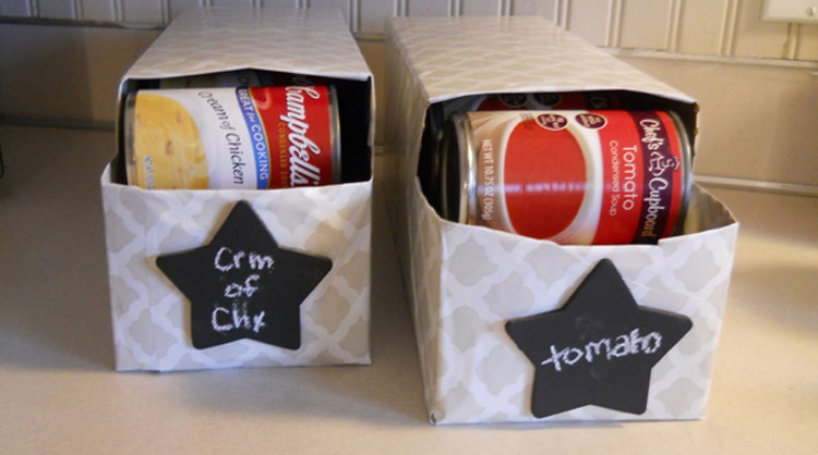 soda-boxes-pantry-organization