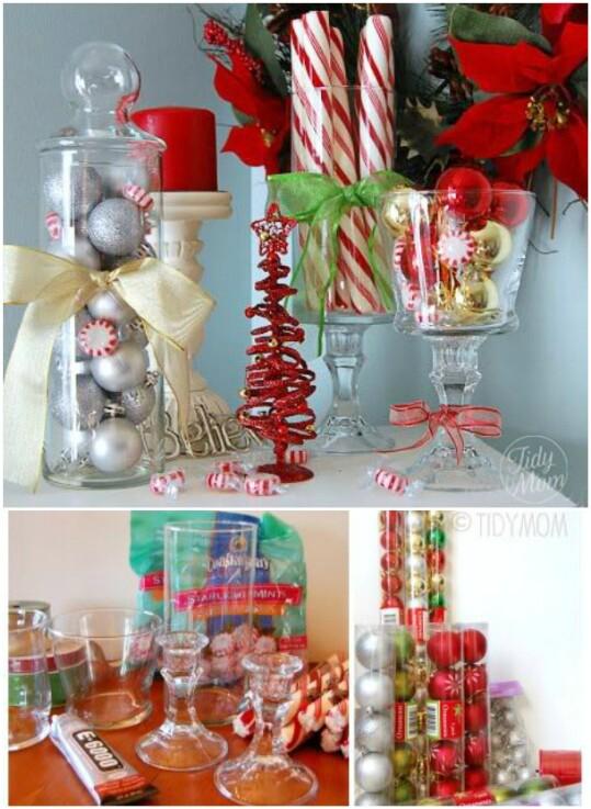 68b944ebc25d 18 Stunning Dollar Store DIY Christmas decoration ideas For Any Budget