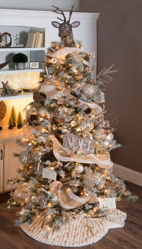 13 Stunning Christmas Tree Ideas To Try This Year