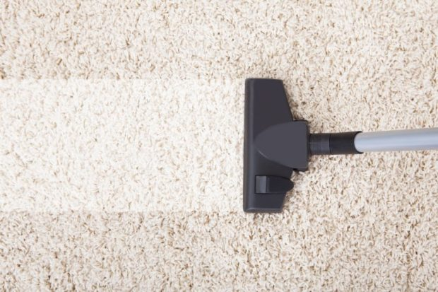 baking soda uses - carpet deodorizer