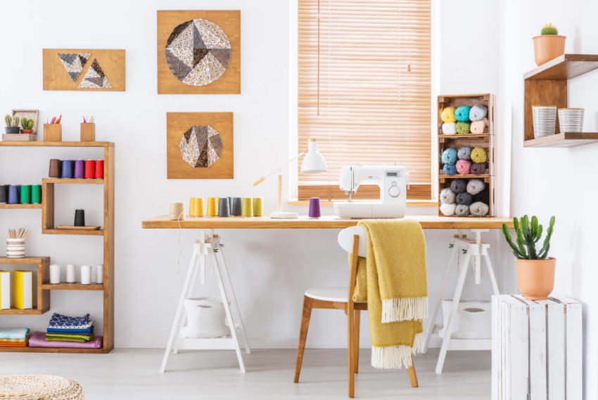 8 Craft Room Organization Ideas You Definitely Need To Know