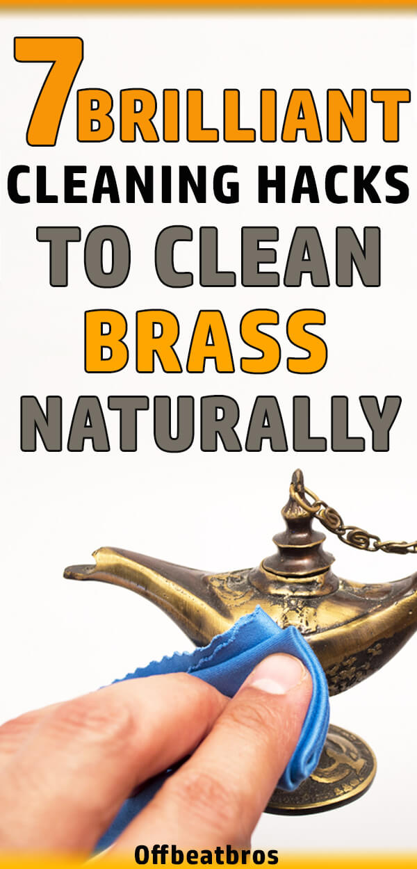 How To Clean Brass Naturally 7 Easy Ways