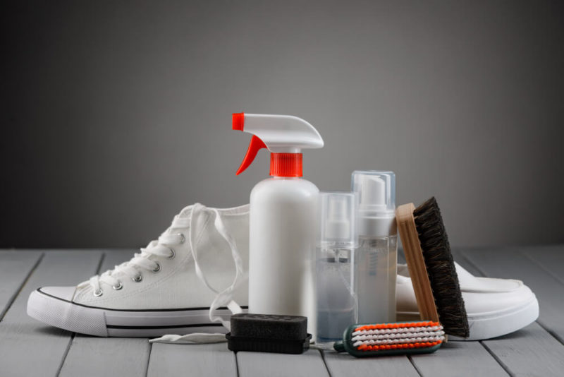 How to Clean White Vans® Shoes - 10
