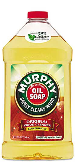 Oil Soap For Better Cleaning