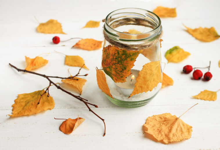 30 Fancy Diy Fall Craft Ideas To Bring Autumn Your Home