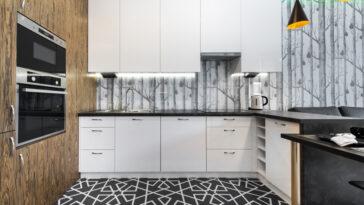 13 Small Apartment Kitchen Storage Ideas For Rental Kitchen